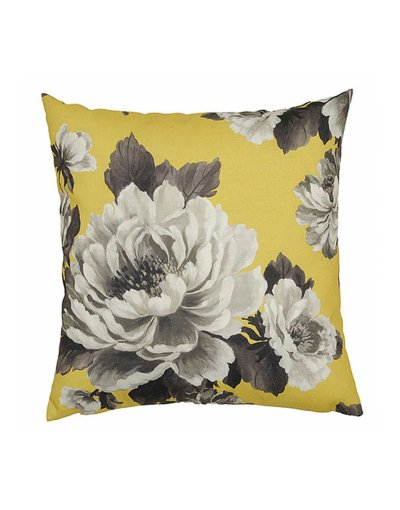 Kazadosofa Premium floral amarela