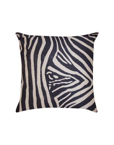 Kazadosofa Suede estampado zebra