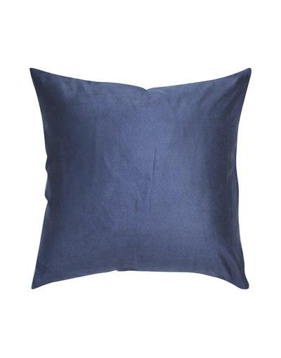 Kazadosofa Suede liso azul marinho