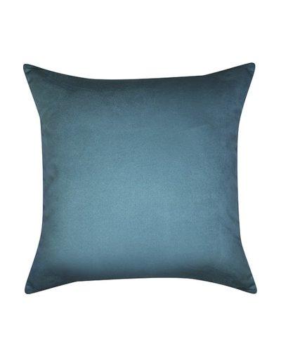 Kazadosofa Suede liso azul tifany